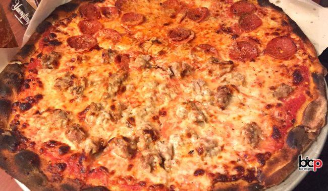 Modern Apizza in New Haven